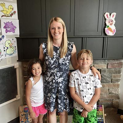 Chiropractor Minnetonka MN Julia Roth with Lincoln and Dylan Testimonial